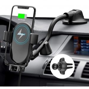Mpow CA148A Wireless Car Charger