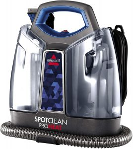 BISSELL SpotClean ProHeat Carpet Cleaner