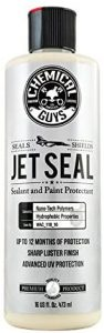 Chemical Guys JetSeal Paint