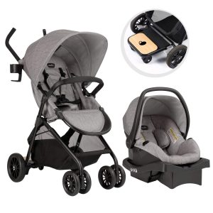 Evenflo's Sibby Travel System