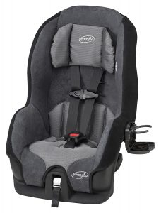 Evenflo's Tribute 5 Convertible Car Seat