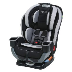 Graco's Extend2Fit 3-in-1 Car Seat