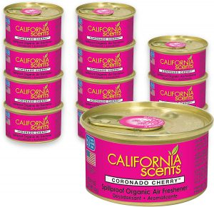 KRZ California Can Air Freshener