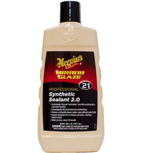 Meguiar M2116 Mirror Glaze Synthetic Sealant