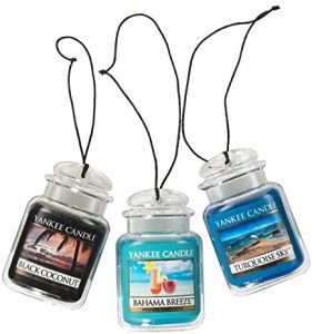 Yankee Candle Car Jar Hanging Air Freshener